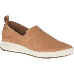 Women's Gridway Moc Leather - Tobacco