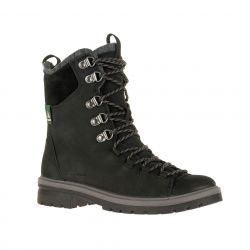 Women's Rogue Hiker Lace Boot - Black