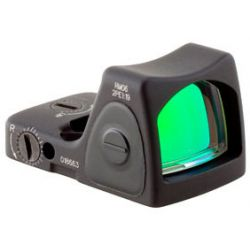 RMR Type 2 Adjustable LED Sight - 3.25 MOA Red Dot