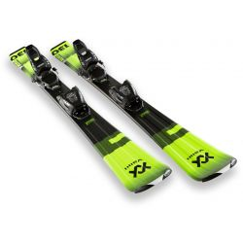 Deacon Jr Skis w/4.5 Vmotion Bindings 19/20