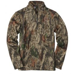 Youth 1/4 Zip - ATACS Tree / Dirt Extreme
