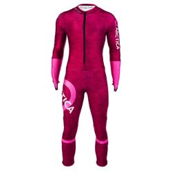 Adult Tsunami GS Speed Suit - Rose