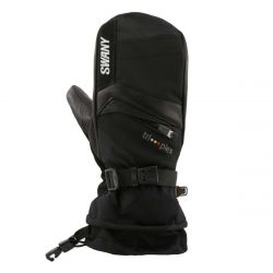 Women's X-Change Mittens - Black