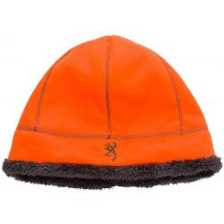 Wicked Wing High Pile Beanie - Blaze / Charcoal