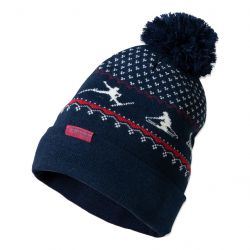 Freestyle Beanie - Navy