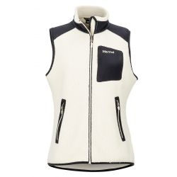 Women's Wiley Vest - Cream/Black
