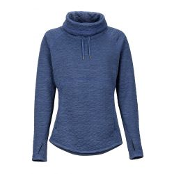 Women's Annie Long Sleeve Pullover - Storm