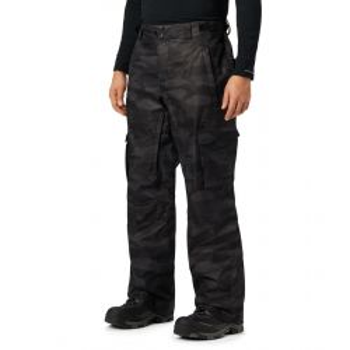 Men's Ridge 2 Run III Pant - Black Camo Print