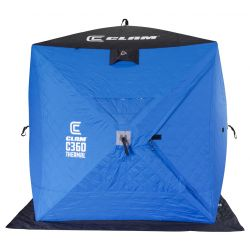 C-360 Thermal HUB Ice Shelter