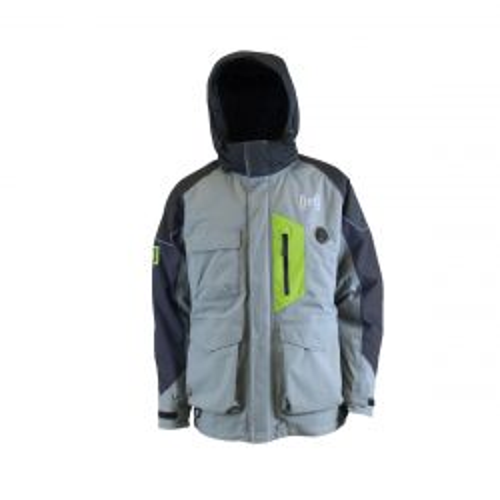 IceArmor Extreme Advantage Float Parka 2X-Large - Chartreuse/Black