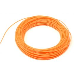 Fly Line Mill Ends - Orange
