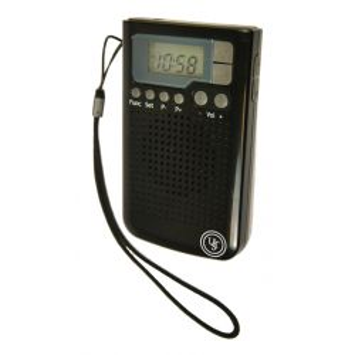 Weatherband Radio