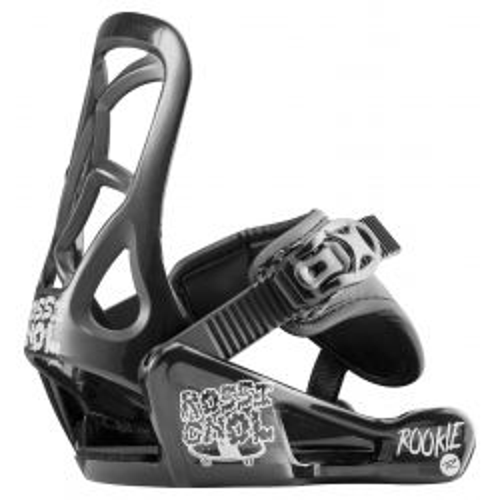 Youth Rookie Snowboard Bindings - XS