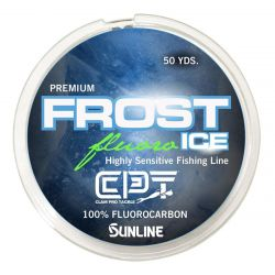 Cpt Frost Flourocarbon 8lbs
