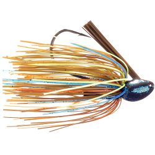 R.T.X. Grass Jig 1/2 Oz - Sunfish