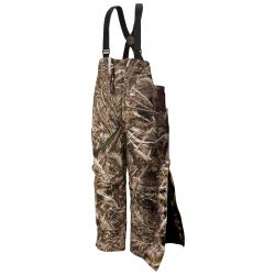 Youth LST Refuge Insulated Bibs - Realtree Max-5