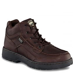 Men's Countrysider Leather UltraDry Chukka Double Wide Shoe