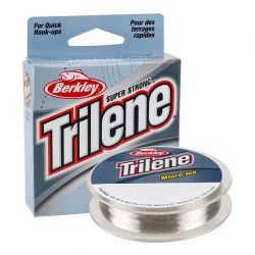 Trilene Micro Ice Line 100yds