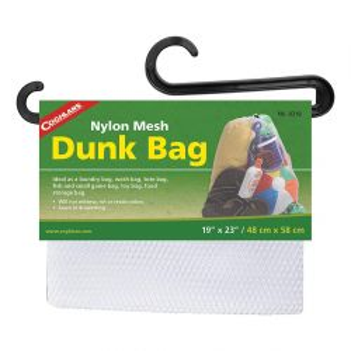 Nylon Dunk Bag 19x23