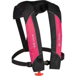 A/M-24 Inflatable Life Jacket - Pink