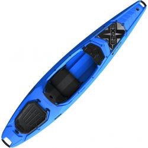 EX123 Sit Inside Kayak - Cool Hand Blue