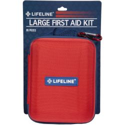 Large Hard-Shell Foam First Aid Kit