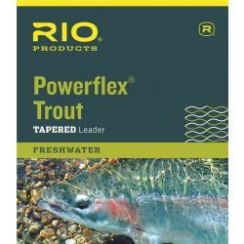 Powerflex Trout Leaders 9' - 4X