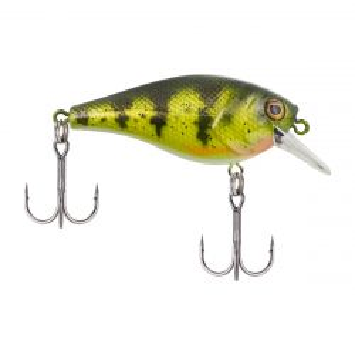 Squarebull 2 3/8 inch - Yellow Perch