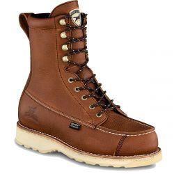 """Men's Wingshooter Leather 9"""" Leather Boot - Amber"""