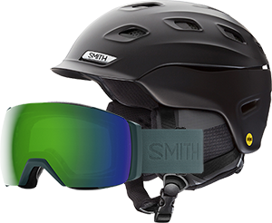 Smith Optics Helmet and Goggle