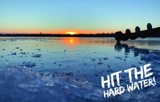 Gear Up For Hard Water with Joe's!