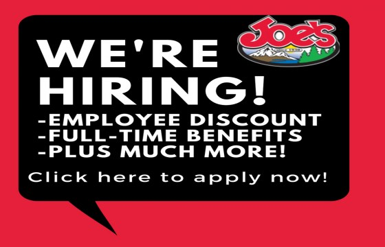 Come Work With Us And Share Your Passion!