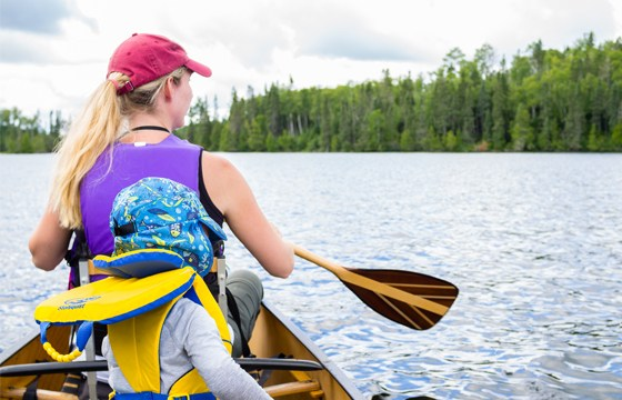 Paddle Into Summer!